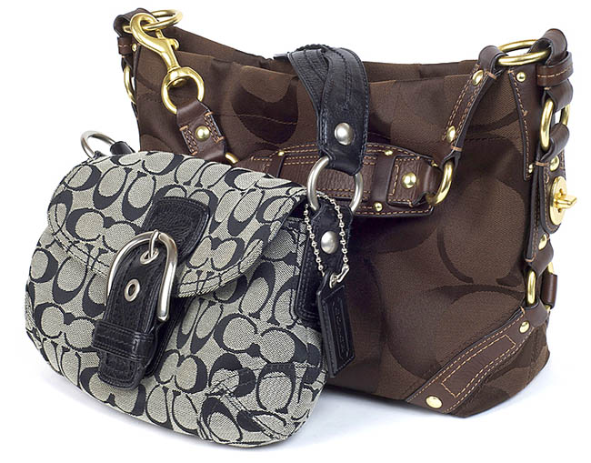 Coach and other designer handbags require our specialized leather care