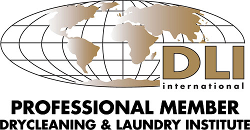 Drycleaning and Laundry Institute logo