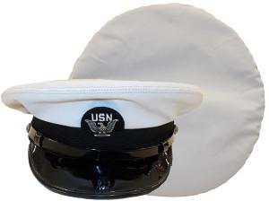 Military Hat After Restoration