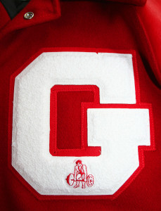 Lettermans High School Jacket