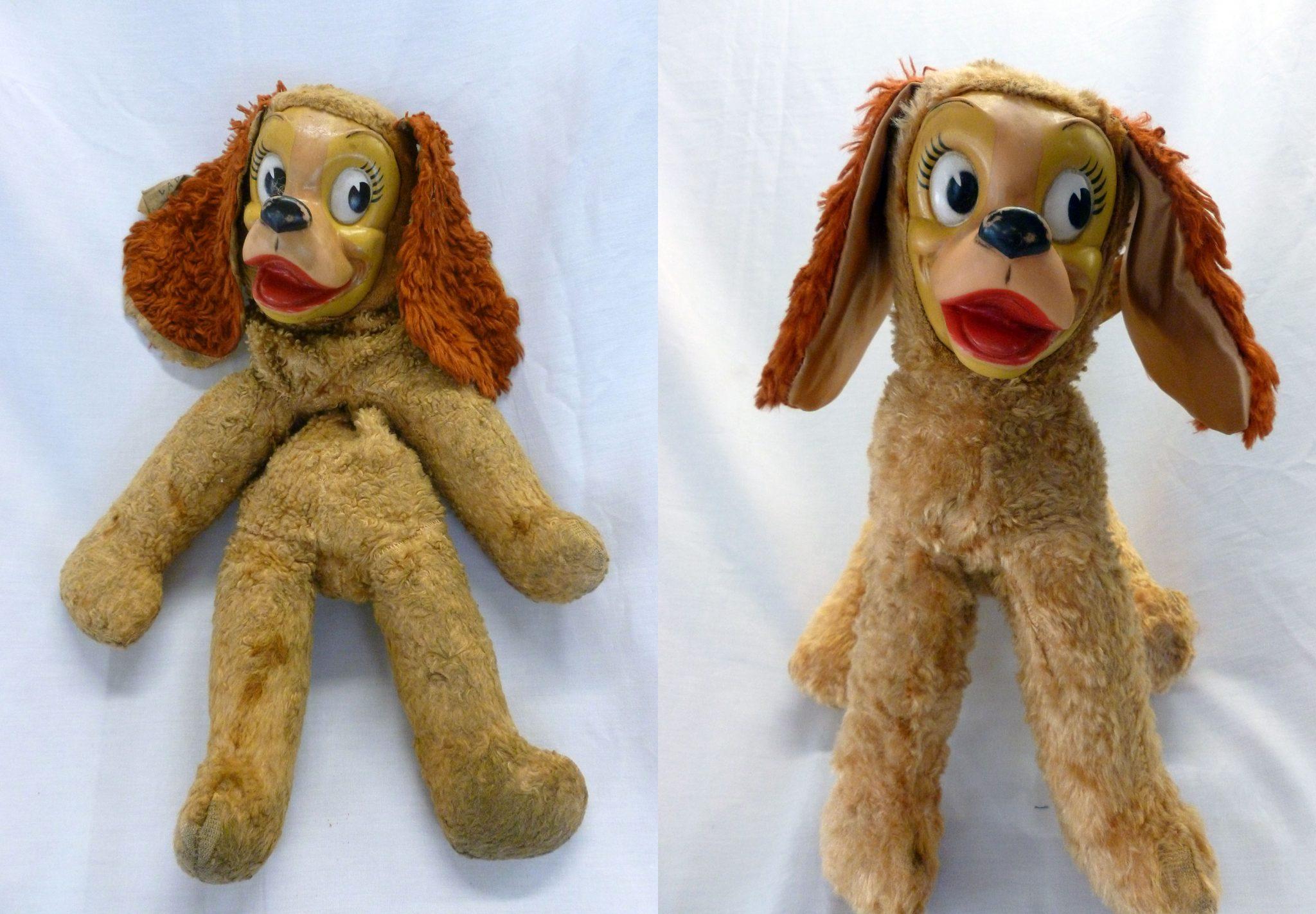 Vintage Stuffed Animals Ram Leather Care