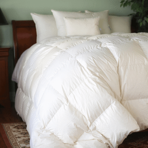 Feather Down Comforter Cleaning