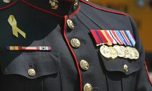 We Preserve Military Uniforms and Hats
