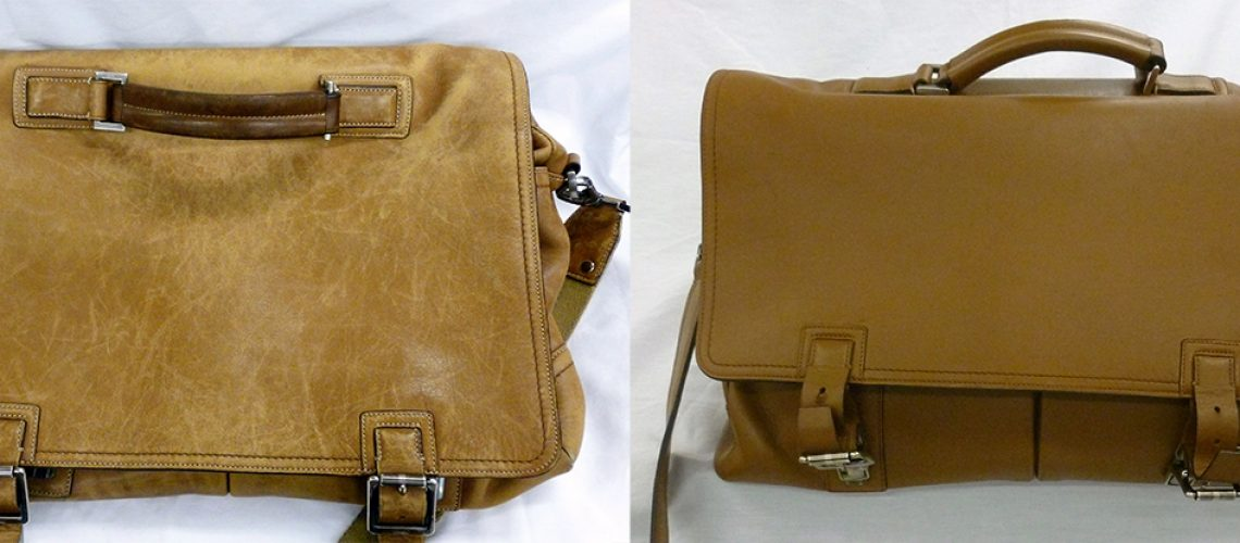 Briefcase Before and After