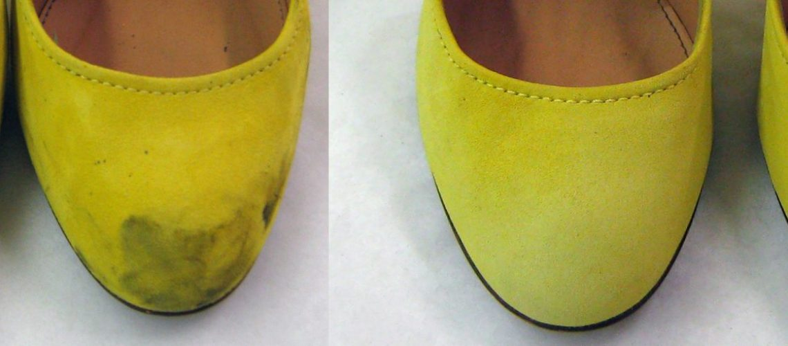 Green Shoes Feature