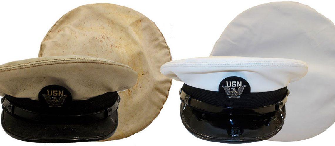 Military Hat Restoration