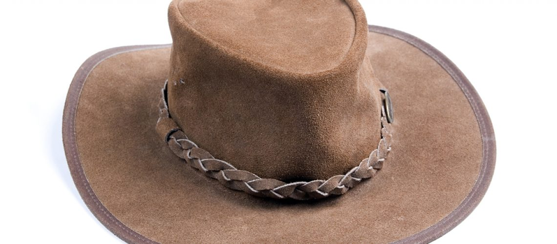 bigstockphoto_Brown_cowboys_hat_796285