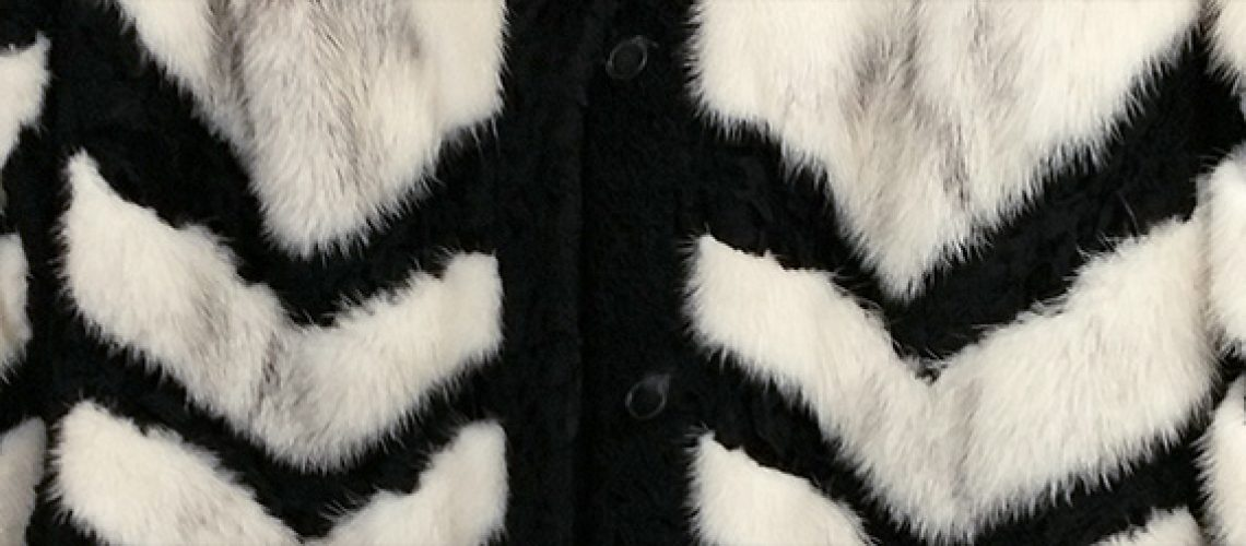 Black Cross Mink